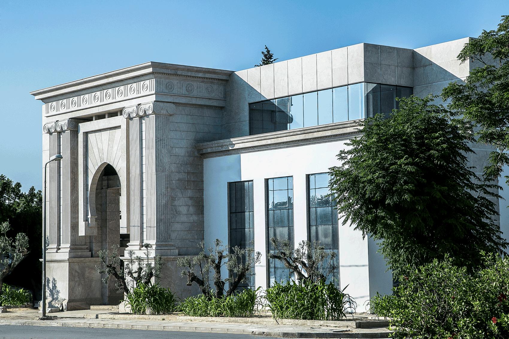 Immeuble Mendès France